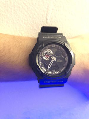 G-Shock Men's X-Large Combi Black/Silver One Size for Sale in Azusa, CA