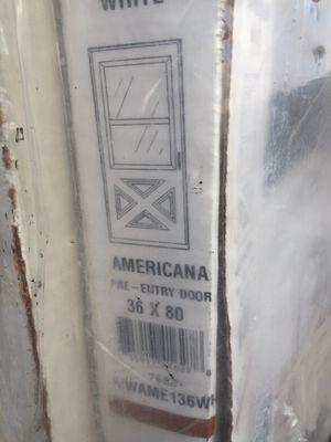 Brand new 36 x80 screen door for Sale in Manheim, PA