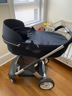 Stokke Crusi Stroller ( cot, car seat & seat) for Sale in Cambridge, MA