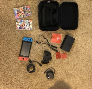 Nintendo switch for Sale in Park Forest, IL