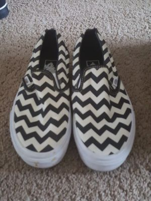 Vans womens size 7.5 for Sale in Philadelphia, PA