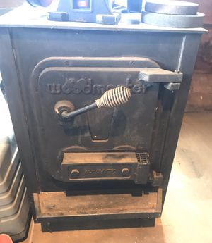 Wood Master Wood Stove for Sale in Heber, AZ