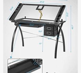 Drawing Desk Adjustable Great Condition for Sale in Los Angeles,  CA