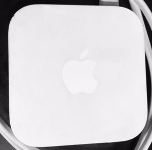 Apple Airport Express Wifi Router Base Station 802.11n A1392 MC414LL/A for Sale in Los Angeles, CA