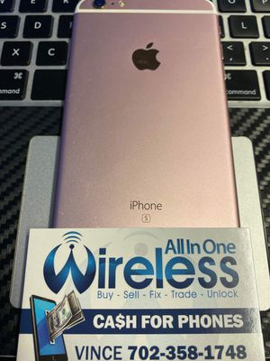 IPHONE 6S PLUS TMOBILE UNLOCKED ONLY for Sale in Las Vegas, NV