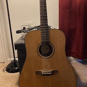 Acoustic Guitar for Sale in Centreville, VA