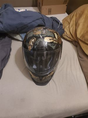 Icon - cottonmouth motorcycle helmet for Sale in El Cajon, CA
