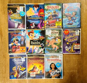 Disney DVD Collection for Sale in Fort Worth, TX