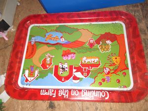 Metal tray for Sale in Picher, OK