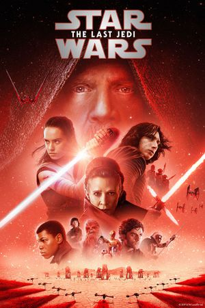Star Wars: The Last Jedi HD Digital Movie Code for Sale in Fort Worth, TX