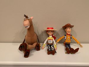Toy Story Dolls for Sale in Temecula, CA