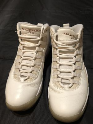 Jordans 10 ovo retro for Sale in Houston, TX
