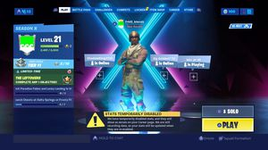 Selling fortnite acc for Sale in Decatur, GA