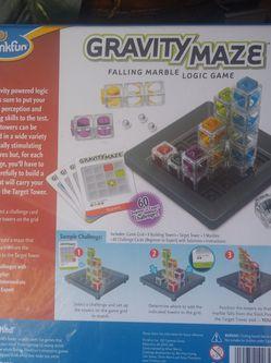 Gravity Maze Falling Marble for Sale in Redmond,  WA