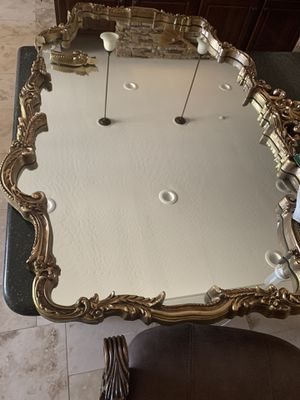 Antique mirror for Sale in Goodyear, AZ