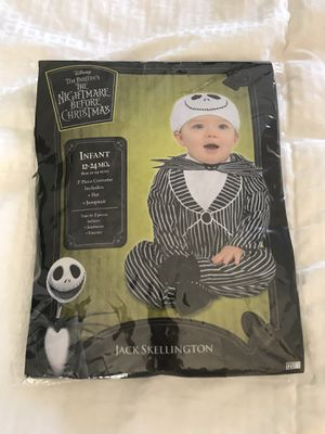 Disney Tim Burton's the nightmare before Christmas for Sale in Daly City, CA
