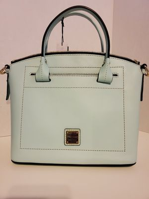 Dooney and Bourke light blue domed satchel for Sale in Downey, CA