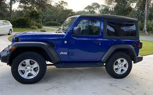JEEP WRANGLER JL 2018 16000 miles for Sale in Jupiter, FL