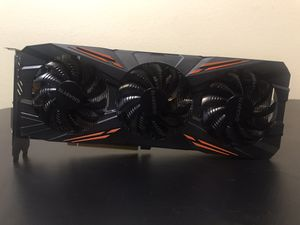 Gigabyte GTX 1080 G1 for Sale in Bremerton, WA