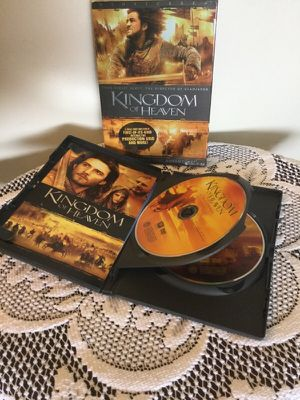 MOVIE ✨ KINGDOM of HEAVEN / Widescreen 2-disc DVD MOVIES for Sale in Alexandria, VA