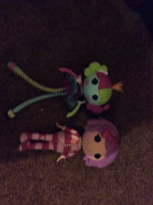 Lalaloopsy dolls for Sale in Fort Bliss, TX