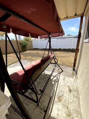 Outdoor Porch Swing for Sale in Anaheim, CA