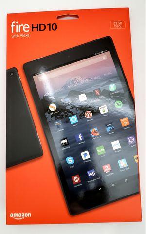 "Amazon - Fire HD 10 - 10.1"" - Tablet - 32GB NIB for Sale in Duluth, GA"