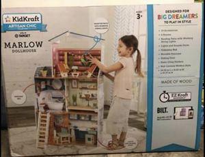 Kid Kraft Wooden Dollhouse for Sale in Bowie, MD