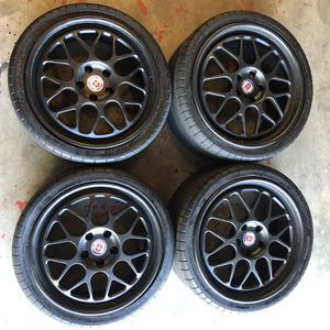 HRE 3 Piece Forged Rims for Sale in San Diego, CA