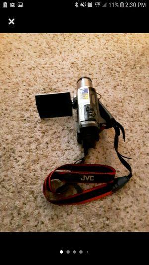 Jvc video camera for Sale in Livingston, LA