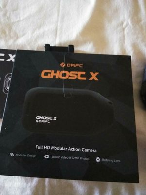 Ghost x camera for Sale in Ontario, CA