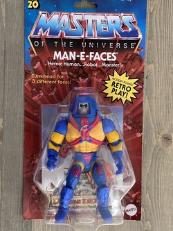 Masters Of The Universe Man-E-Faces for Sale in Fontana,  CA