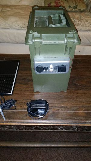 solar generator for Sale in Fort Worth, TX