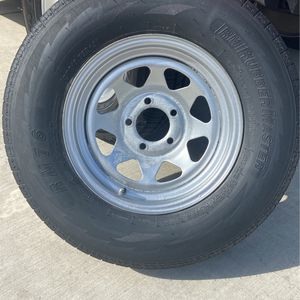 Trailer Tire ST215/75R/14 for Sale in Port St. Lucie, FL
