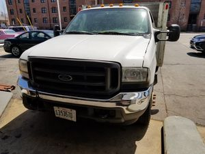 2004 ford f350 6.0 v8 turbo diesel powerstroke for Sale in Park Ridge, IL