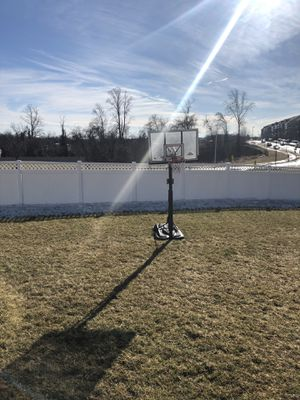 Basketball Hoop/Stand for Sale in Bowie, MD