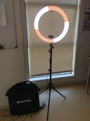 """Dimmable LED RING LIGHT 18"""" for Sale in Los Angeles, CA"""