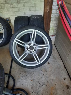 BMW Z4M rims and tires for Sale in Elizabeth, PA