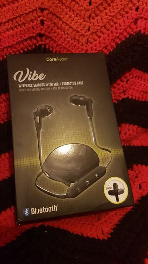 Vibe bluetooth earbuds for Sale in Arvada, CO