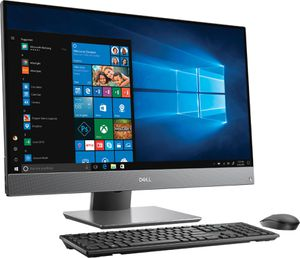 Dell Inspiron i7777 All in One 27 inch touchscreen desktop for Sale in Los Gatos, CA