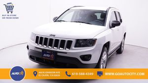 2016 Jeep Compass for Sale in El Cajon, CA