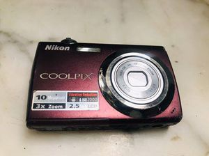 Nikon Coolpix digital camera for Sale in Long Beach, CA