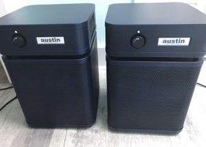 2 Austin AirPurifier Healthmate Junior Plus units $210 Each for Sale in Savannah, GA