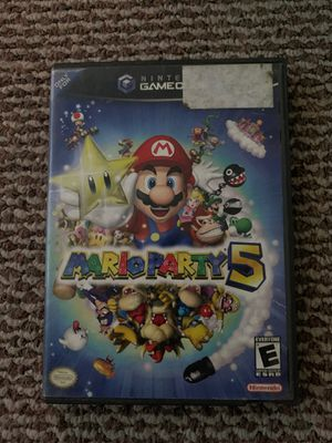 Mario Party 5 - Nintendo GameCube for Sale in North Miami, FL