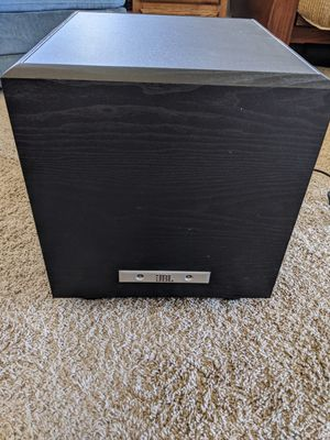 JBL PowerBass PB10 Subwoofer for Sale in Littleton, CO