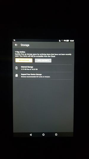 Amazon Fire Tablet 8th Gen 16 GB Just unboxed for Sale in Norcross, GA