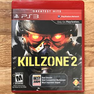 Killzone 2 PlayStation 3 PS3 Game for Sale in Banning, CA