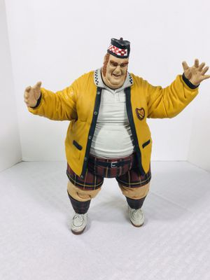 "2000 McFarlane Toys Austin Powers Fat Bastard Poseable Talking 9"" Figure for Sale in Pawtucket, RI"