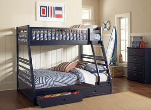 Bunk Bed with Mattresses for Sale in Miramar, FL