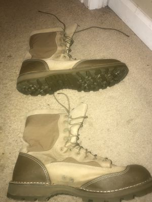 Military Boots Size 14 $90 for Sale in Raleigh, NC